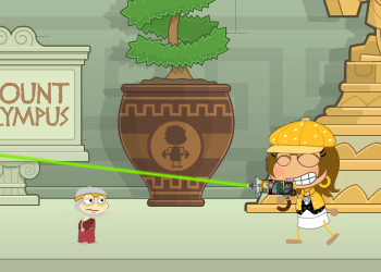 Poptropica Shrink Ray Gun
