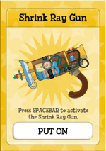 Shrink Ray Gun