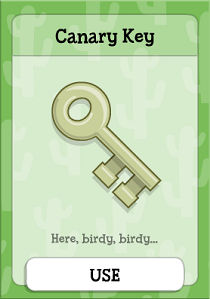 Canary Key