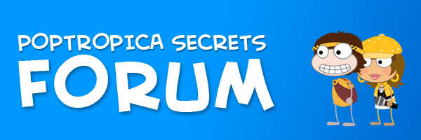 Poptropica Secrets Forum