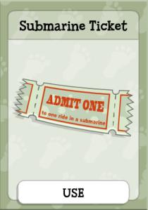 Submarine Ticket