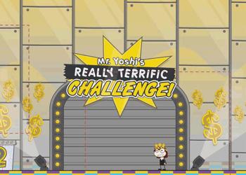 Poptropica Robots - Yoshi's Challenge