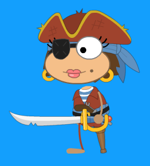 Skullduggery Pirate in Poptropica