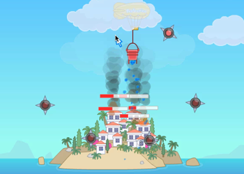 Poptropica Blimp Adventure - Air Mines