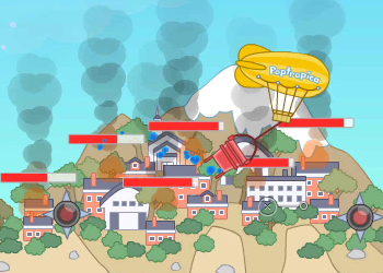 Poptropica Blimp Adventure - Level 3