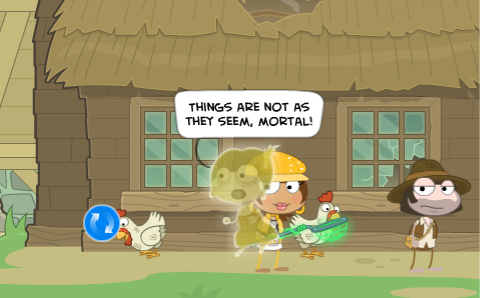 Poptropica Cheats For Skullduggery Full