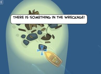 Locket in Ghost Story Island