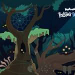 Poptropica Twisted Thicket Wallpaper