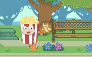 Poptropica Dryad Follower