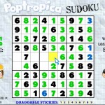 Poptropica Sudoku