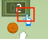 Poptropica Hoops - Place Cursor Here