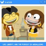 Poptropica Photos - Time Tangled Island 003
