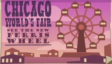 Poptrop-trivia: Chicago World's Fair