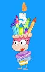 Poptropica 5th Birthday Costume