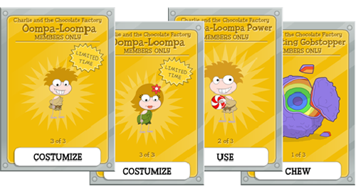 Poptropica Cheats For Charlie And The Chocolate Factory Island