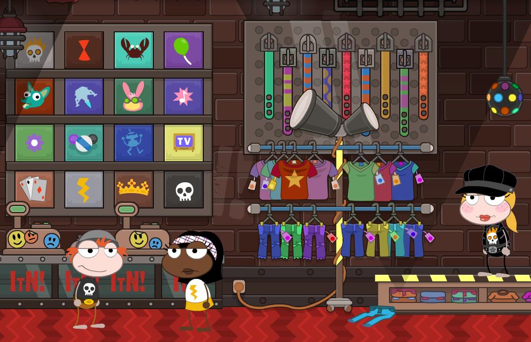 Night Watch Island Clothing Store