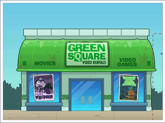 greenSquareVideoRentals