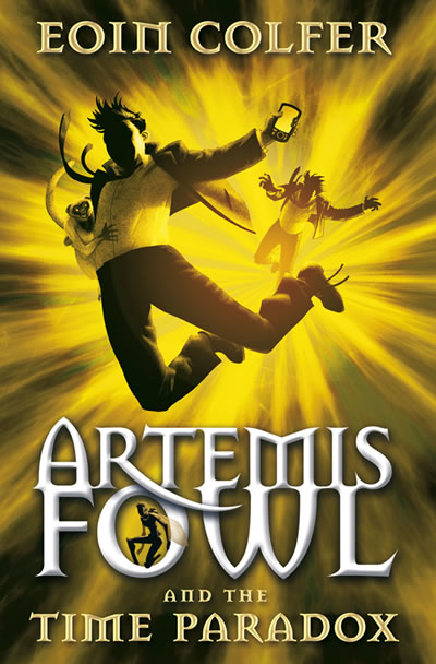 artemisFowlTimeParadox