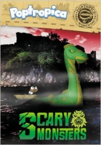 Scary Monsters Book Cover