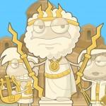 Poptropica Gods of Olympus