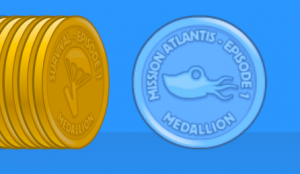 Unfinished Mission: Atlantis Medallion