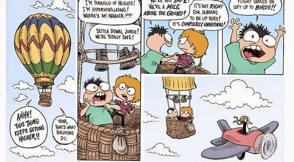 Poptropica Comic Strip – Week 2
