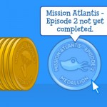 Poptropica Mission Atlantis Episode 2 Medallion