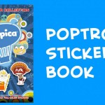 Poptropica Sticker Book
