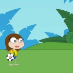 Poptropica Football Fever Costume - Brazil