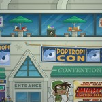 PoptropiCon Wallpaper Banner