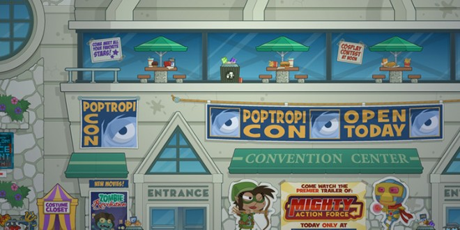 PoptropiCon Wallpaper – What Does it Reveal?