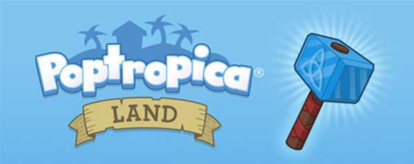 Poptropica Land Creations