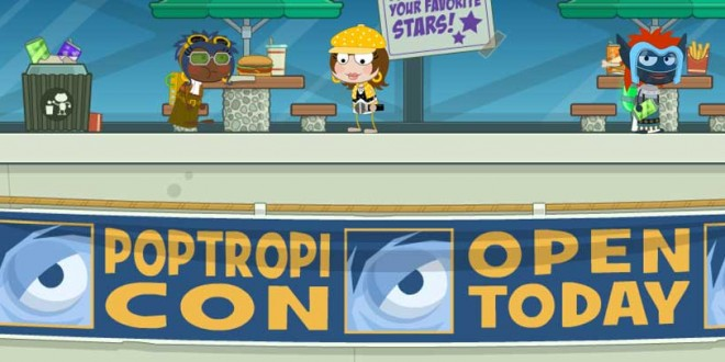 PoptropiCon Open for Members