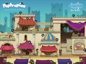 Arabian Nights Wallpaper