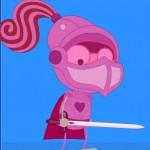 Heart Astro Knight