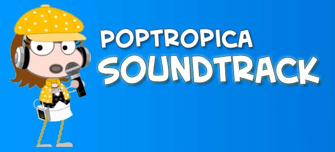 Poptropica Music Available on iTunes and Amazon