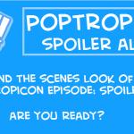 Poptropicon Spoiler Alert