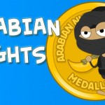 Poptropica Arabian Nights with Medallion