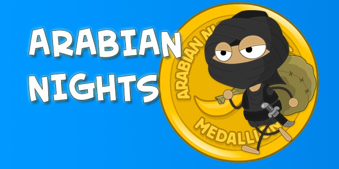 Arabian Nights Released for Members