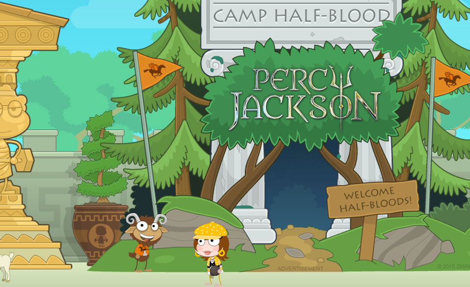 Annabeth Chases Necklace Camp Half-Blood Percy Jackson