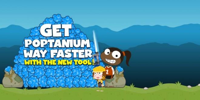 Get Poptanium Faster