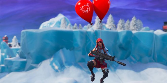 Fortnite – Season 7 Week 7 Challenges