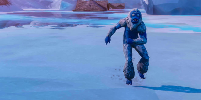 Dance with Trog in Fortnite