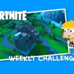 Fortnite Weekly Challenges - Season 8, Week 7