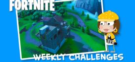 Fortnite – Season 8 Week 7 Challenges
